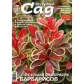Журнал «Нескучный сад». Сентябрь  2018
